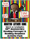 Martin Luther King: March on Washington Close Reading Pass