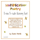 Marvelous Multiplication Poetry