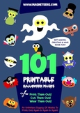 Masketeers 'Big Book of Halloween Masks!'