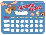 Masketeers Reward Chart