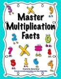 Master Multiplication Facts