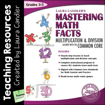 Mastering Math Facts