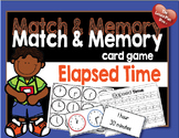 Match and Memory Card Game - Elapsed Time