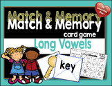 Match and Memory-Long Vowels