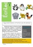EcriLec: Apprentissage de la lecture et de l'écriture avec