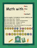 Math Activities for Middle School