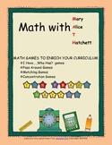 10-frame Math Battle Activity