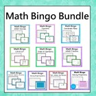 Math Bingo Bundle