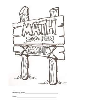 Math Camp-In:  Grade 1