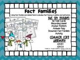 Fact Family Math Center