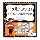 Math Center:  Halloween