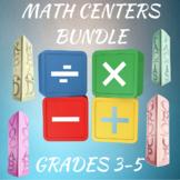 Math Centers Packet