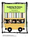 The Magic School Bus The Senses