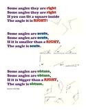 Math Chants-Vocabulary, Geometry, Odd/Even, Statistics, Nu