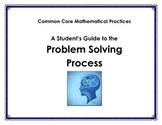 Common Core Math Problem Solving Handbook: Resource for St