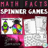Math Fact Centers - Addition and Subtraction