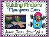 Guiding Kinders: Math Fluency Cards