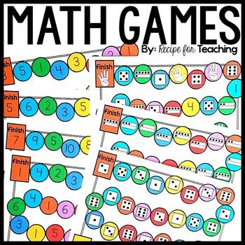 https://www.teacherspayteachers.com/Product/Math-Games-1418656