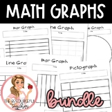 Math Graphs - Line Graph - Bar Graph - Pictograph - Circle