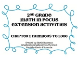 Math In Focus 2nd Grade Chapter 1 Activities
