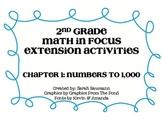 Math In Focus 2nd Grade Chapter 1 Activities