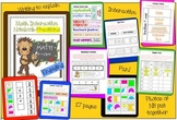 Math Interactive Notebook-Fractions