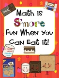 Math Is Smore Fun When You Can Eat It