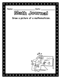 Math Journal - Mathematician