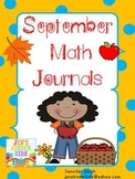 Math Journals BUNDLE! {August -May}