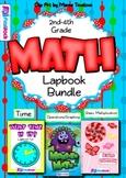 Math Lapbook Bundle