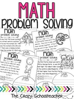 Math Problem Solving Practice