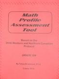 Math Profile Assessment Tool -- Grade 6