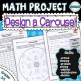 Math Project--Design a Carousel