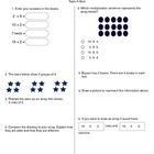 Math Quiz - 3rd Grade - Module 1 Topic A