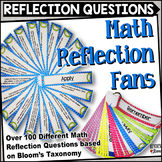 Math Reflection Fans