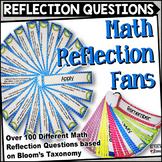 Math Reflection Fans