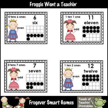 Math Resource -- Number Kingdom Math Wall Headers & Posters