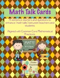Math Talk: Stem and Move Cards
