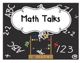 Math Talks