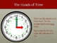 Math Telling Time PowerPoint Lesson practice and quiz