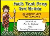 Math Test Prep 3rd Grade Smart Notebook Lesson