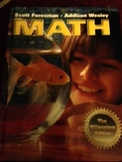 Math Textbook by Scott Foresman/Addison Wesley