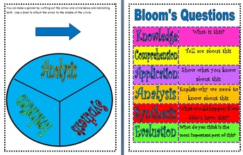 Math Warm-Up: Using Blooms to Review Skills