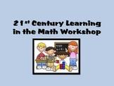 Math Workshop Management Pack