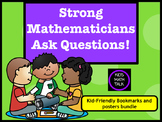 Math Workshop Questions Posters