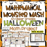 Mathematical Monster Mash: A Halloween Math Project for th