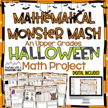 Mathematical Monster Mash: A Halloween Math Project for the Upper Grades