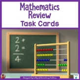 Mathematics Review: Scoot or Task Cards
