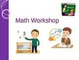 Maths Workshop for Parents Powerpoint