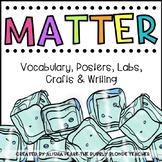 Matter All Around The World! {Solids, Liquids, & Gases + m